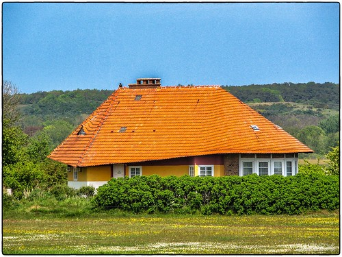Huus up Vitte (Hiddensee) - HDR