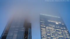 3 & 4 WTC (20170121-DSC01828-Edit) (Michael.Lee.Pics.NYC) Tags: newyork 3wtc 4wtc worldtradecenter construction 911memorial architecture night twilight bluehour fog longexposure sony a7rm2 nikon nikkor50mmaf18d