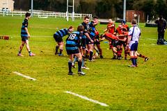 Witney 3's vs Swindon College-1172