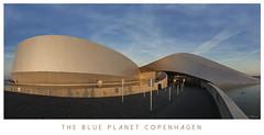 The Blue Planet Copenhagen (s.j.pettersson) Tags: theblueplanet copenhagen aquarium panorama architecture sjpettersson clouds sky topqualityphotography color beautiful