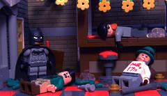Date of Death: Chapter 3 (Strike U) Tags: lego batman date death chapter 3 story comic dc calendar man murder mystery saint patricks day