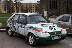 Rallye Monte-Carlo Historique 2017 (<p&p>photo) Tags: white 1990 skodafavorit 136l skodafavorit136l škoda favorit škodafavorit škodafavorit136l skoda h775ont start 25january2017 january 2017 paisley paisleyabbey glasgow scotland uk city culture cityofculture ukcityofculture ukcityofculture2021 paisley2021 classic auto vehicle race monte carlo 20th historic montecarlo rally 20thhistoricmontecarlorally 20thrallyemontecarlohistorique rallyemontecarlohistorique rallyemontecarlo montecarlorally montecarlohistorique rallymontecarlohistorique 20thrallymontecarlohistorique historique rallymontecarlo car cars sportscar sportscars motorsports historicrally racing historicracing voiture voitures worldcars
