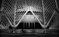 Calatrava-Series-ll (Richard Terpolilli) Tags: 59thstreetbridge newyorkcity eastriver blackandwhitephotography blackandwhitefineartphotography blackandwhitelongexposurephotography santiagocalatrava imagesofbwarchitecture scienceeducationbuildinglakeland florida