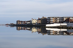 West Kirby Reflection (David Chennell - DavidC.Photography) Tags: westkirby marinelake reflection wirral merseyside