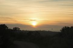 Black Mountain Misty Sunset (aurora borealis lover1555) Tags: blackmountain blackmountainopenspacepark sunset sandiegosunset mistysunset marinelayer waterysun