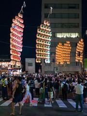 Akita Kanto Festival () Tags: japan panasonic  akita  natsumatsuri  kantou  gx7  14140ii