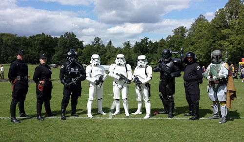 501st @ DMRC Headley Court's Families Day