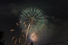 2015_08_08 淀川花火-8 (Y.K.swimmer) Tags: japan night fireworks osaka 花火 淀川 花火大会 なにわ