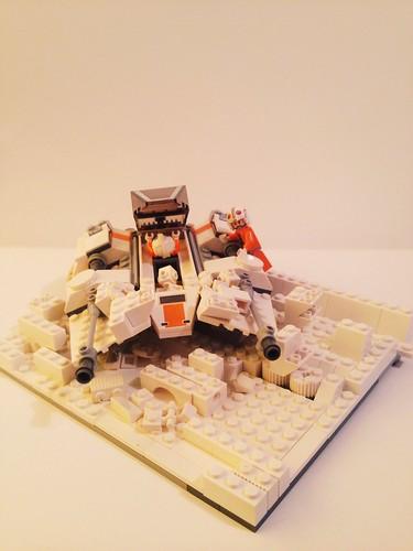 Snowspeeder 8089
