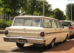 1965 Ford Falcon Wagon 4.0 (rvandermaar) Tags: ford station wagon falcon 40 import 1965 fordfalcon fordfalconwagon ar0665 sidecode1