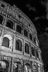 Arches (akibamir9) Tags: bw rome architecture wonder ancient arch roman colosseum coliseum gladiator flavianamphitheatre