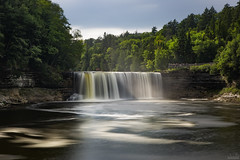 Tahquamenon River (Jason.Guenzel) Tags: longexposure water river waterfall michigan falls tahquamenonriver