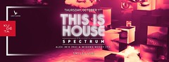 10-01-15 Ku De Ta Presents This Is House with Spectrum Featuring Smiley (clubbingthailand) Tags: club dj bangkok clubbing nightclub nightlife kudeta clublife httpclubbingthailandcom