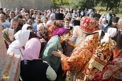 092. Patron Saints Day at the Cathedral of Svyatogorsk / Престольный праздник в соборе Святогорска
