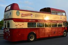 300 (Callum's Buses & Stuff) Tags: london edinburgh royal routemaster londonroad seton lothian erm londontransport eastfield lothianbuses edinburghbus setonsands mactours vlt281 erm281