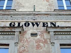 Bahnhof Glöwen - Empfangsgebäude (1846)