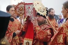 035. Patron Saints Day at the Cathedral of Svyatogorsk / Престольный праздник в соборе Святогорска