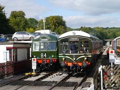 Iris Wirksworth 26th Sep 2015 (Rightgoodmotor) Tags: iris diesel railway railcar valley derby tra association lightweight wirksworth evr ecclesbourne