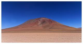 Volcano in South Lipez, Bolivia
