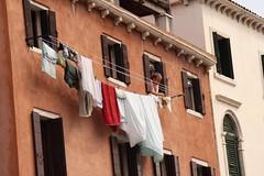 Clotheslines (Lovando) Tags: venice italy italia clotheslines venezia