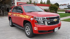Toronto Fire Services NEW Car 23 (Canadian Emergency Buff) Tags: new toronto ontario canada chevrolet car fire district chief tahoe chevy 23 brand firedept firedepartment services tfd c23 tfs torontofireservices torontofire torontofiredepartment torontofiredept