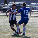Petone FC v Waterside Karori 10