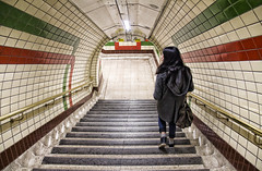 "Girl in the Subway • <a style=""font-size:0.8em;"" href=""http://www.flickr.com/photos/45090765@N05/22186608073/"" target=""_blank"">View on Flickr</a>"