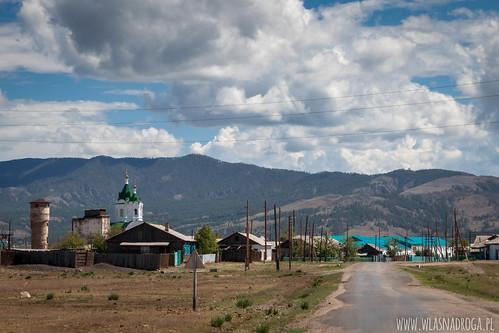 Rosyjska wieś