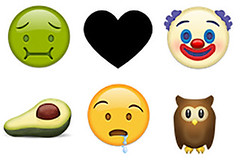 How Emojis Find Their Way to Phones (RiYaNSoFT) Tags: internet computers emoticons symbols language languages emojis
