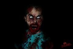 Halloween Zaragoza - Adrian Sediles (Sediles) Tags: halloween dead zombie fear zaragoza muerte muertos miedo todossantos walkingdead zgz sediles adriansediles blogadriansedileses fotosediles walkingdeadzaragoza