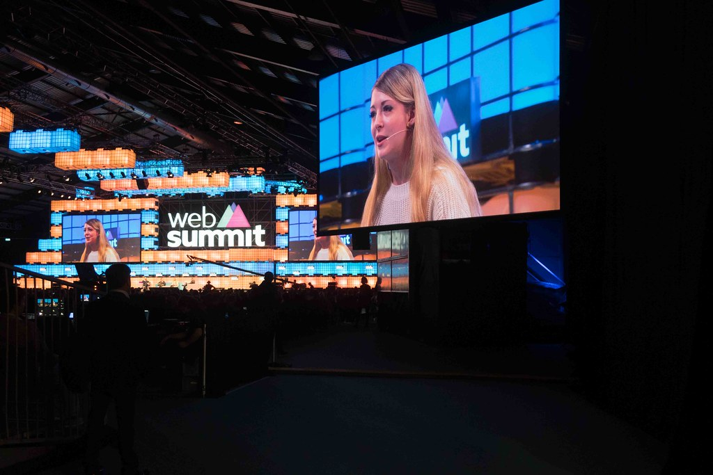 THE WEB SUMMIT DAY TWO [ IMAGES AT RANDOM ]-109874