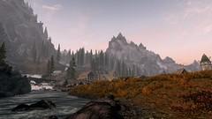 Skyrim HD - Whiterun River (Marco Hazard) Tags: river elder hd tes scrolls skyrim whiterun