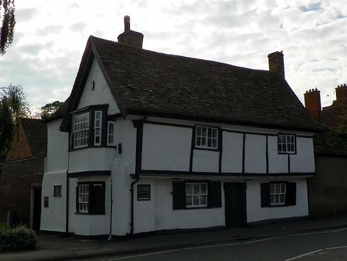 Godmanchester to St Ives 293: 17 Post Street, Godmanchester