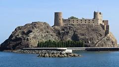 Fort al-Jalali, Muscat (h0n3yb33z) Tags: sunshine warmth oman portuguese muscat 16thcentury ashsharqiya fortaljalali