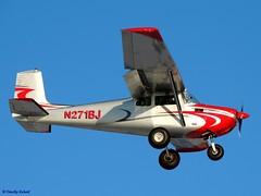 1957 Cessna 172 Skyhawk [N271BJ] (B737Seattle) Tags: classic alaska plane private airplane airport nikon general aircraft aviation juneau international valley coolpix 1957 timothy skyhawk cessna 172 mendenhall jnu 2015 kalweit p510 pajn b737seattle n271bj