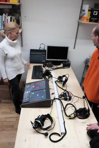 Radiofabrik @ FRO & dorf.tv Linz 11/2015