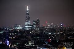 London Rooftops (proj3ctm4yh3m) Tags: longexposure london abandoned rooftop night explore nighttime urbanexploration derelict projectmayhem afterdark ue urbex theshard proj3ctm4yh3m