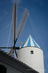 Sant Luis, Menorca (Digidiverdave) Tags: windmill landscapes spain menorca balearics davidhenshaw santlluis henshawphotographycom henshawphotography