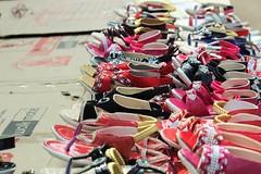 Sandals (bluelotus92) Tags: people india streets colours sandals footwear karnataka mysore slippers mysuru devarajursmarket devarajaursmarket