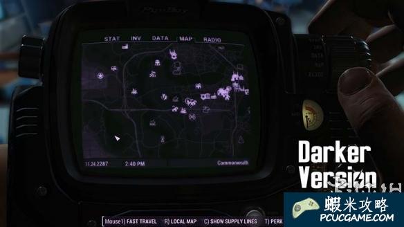 異塵餘生4 可視路徑升級版地圖MOD