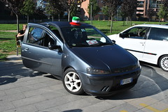 Fiat Punto (TAPS91) Tags: punto fiat solo cuore 2° raduno carburatore