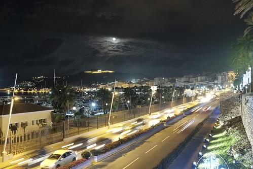 La luna de oriente ClassicChrome (Desde mi Fujifilm)