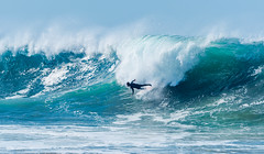 Bail (meeyak) Tags: thewedge wedge newportbeach newport beach ocean waves bigwaves surf surfing surfer surfboard surfcityusa meeyak nikon d5500 70200mm blue oc orangecounty usa westcoast california southerncalifornia hurley travel outdoors sports action extremesports water fall adventure