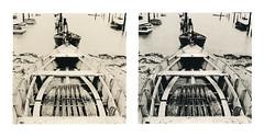 Fishing boats, Ilho do Frade (Vitoria, Brazil) (terra_monk) Tags: lith moersch darkroom fomabrom