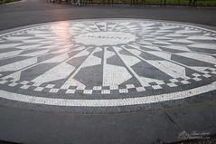 Imagine (AlexanderPopichak) Tags: newyorkcity strawberryfields city cityscape 2016 centralpark