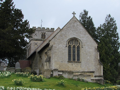 Letcombe Regis: Church of St Andrew (Oxfordshire)