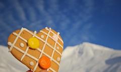 Pepperkake. Saudehornet. (MotbakkeMartin (Martin H-N)) Tags: nivane ørsta sunnmøre sunnmørsalpene topptur vinter sol pudder powder