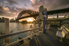 Jeffrey Street Wharf (Bill Thoo) Tags: sydney nsw australia sony a7rii samyang 14mm wharf harbour city cityscape landscape sunset wharvesaroundtheworld jeffreystreetwharf jeffreystreet kirribilli sydneyharbourbridge harbourbridge architecture skyline outdoor waterscape ngc