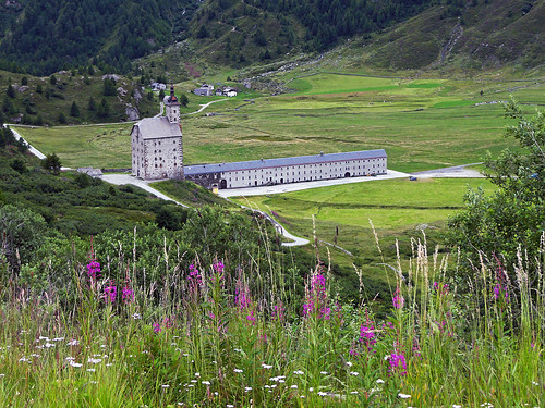 Below Simplon pass
