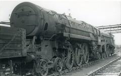 img220 (OldRailPics) Tags: crewe works british railways br steam locomotive 71000 duke gloucester